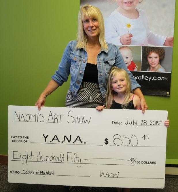 Naomi's Art Show 2