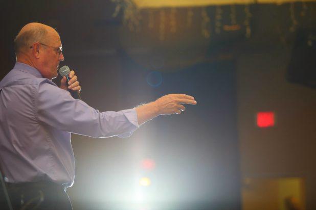 Dave Stevens at YANA's 2015 event