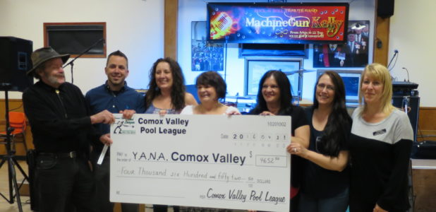 Comox Valley Pool League 2016