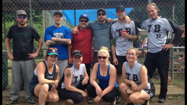 TNB Union Bay Slo Pitch 2016