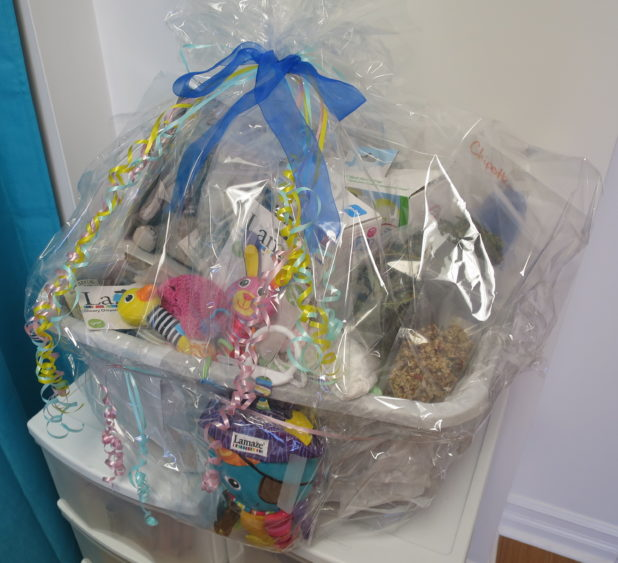 Rawthentic Gift Basket